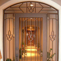 Wrough Iron Doors Sacramento