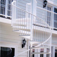 Iron Railings Sacramento